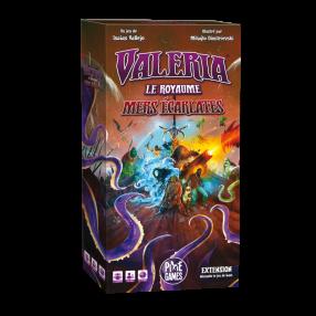 Valeria : Le Royaume - Mers Ecarlates