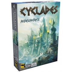 Cyclades – Extension Monuments