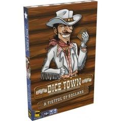 Dice Town : Pour Une Poignée De Cartes