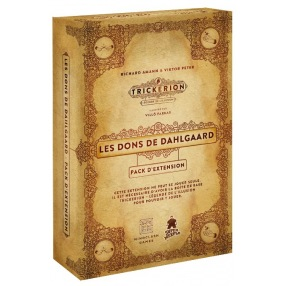 Trickerion : Légende de L' Illusion