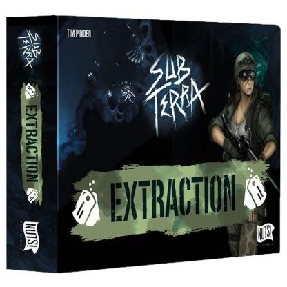 Sub Terra : Ext Investigation