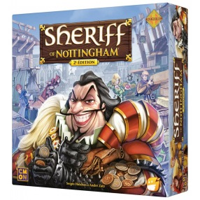 Sheriff Of Nottigham - 2ème Edition
