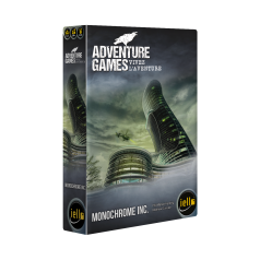 Adventures Games : Monochrome