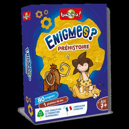 Enigmes – Espace
