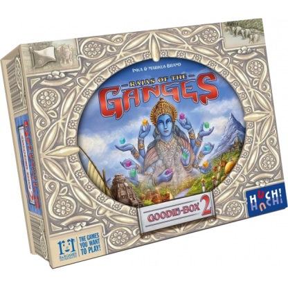Rajas of The Ganges : Goodie Box 2