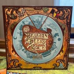 The Belgian Beer Race : Version kickstarter Deluxe