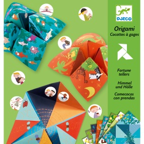 Origami : Délices