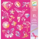 Stickers A Gratter : Diamond