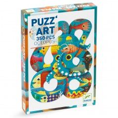 Puzz ' Art : Octopus