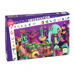 Puzzle Observation : Equitation - 200p