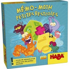 Mémo - Math Bestioles