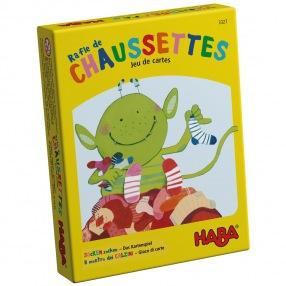 Rafle De Chaussettes – Le Jeu De Cartes